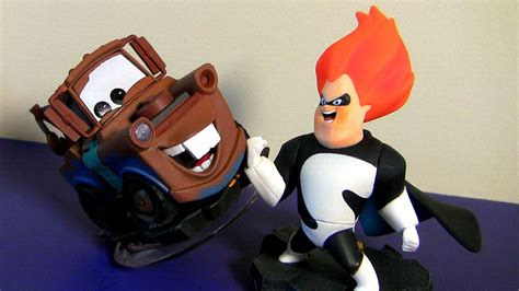 Disney Infinity Toys Collection Pixar Cars 2, The