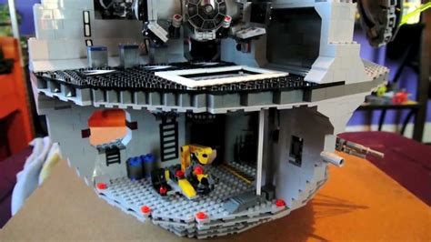 Lego Star Wars Death Star 10188 Review - YouTube