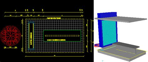 Bus stop in AutoCAD | Download CAD free (41