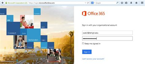 Download and Install Office 365 on a Desktop Computer or