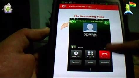 Review In Call Recorder - YouTube