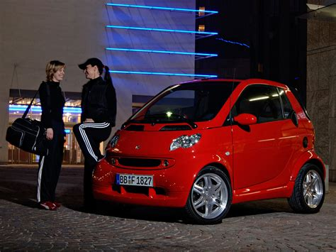 2006 Smart Fortwo Edition Red - HD Pictures @ carsinvasion