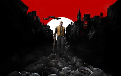 Wolfenstein 2 The New Colossus 4K 8K Wallpapers | HD