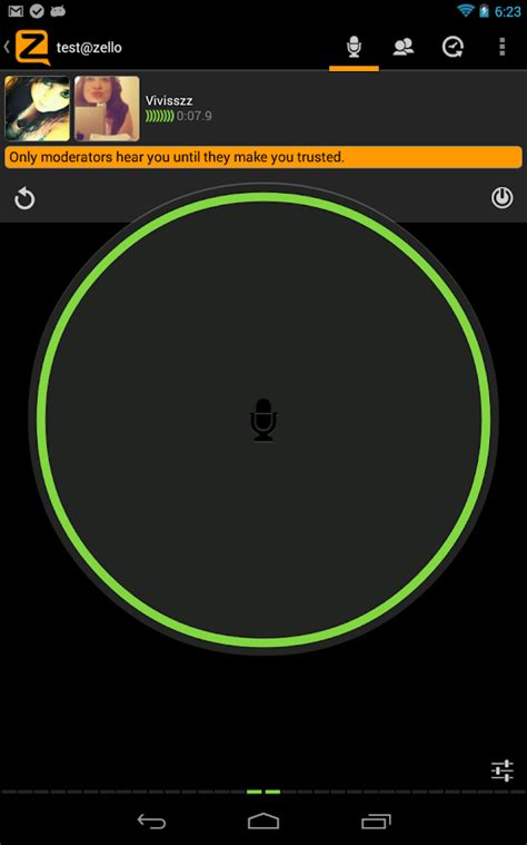 Zello PTT Walkie-Talkie - Android Apps on Google Play