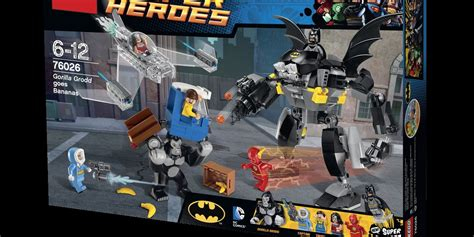 A new Lego set features Wonder Woman's invisible jet | The
