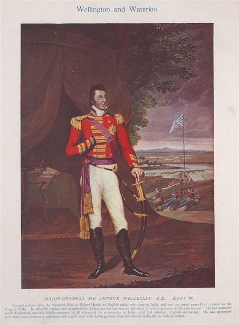 King's Collections : Online Exhibitions : Major-General