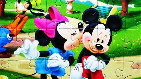 Disney Mickey Mouse Clubhouse Puzzle Games Rompecabezas