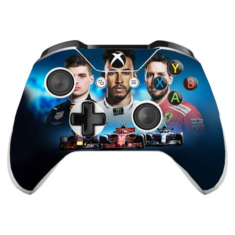 Skin na Xbox One Controller s motívom hry F1 2018: The