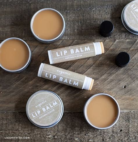 DIY Lip Balm: 15 Homemade Recipes for Soft and Sweet Lips