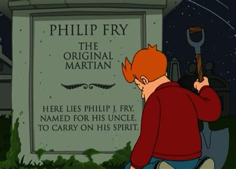 Western Animation: Futurama and The Luck of the Fryrish