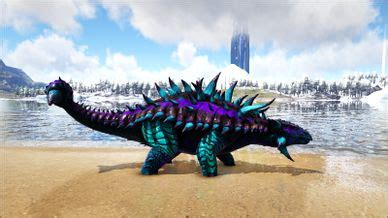 Fabled Ankylosaurus - Official ARK: Survival Evolved Wiki
