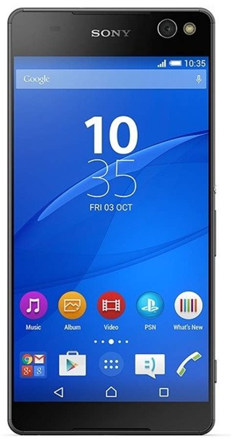 Sony Xperia C5 Ultra E5553 - Specs and Price - Phonegg