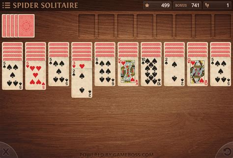 Spider Solitaire Classic - Hry