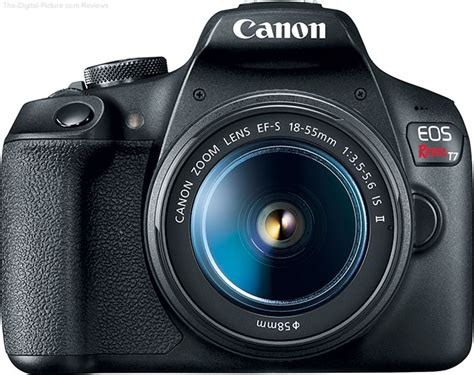 Canon EOS Rebel T7 / 2000D Review