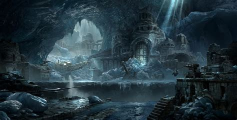 Rise of the Tomb Raider New Screenshots and Concept Art