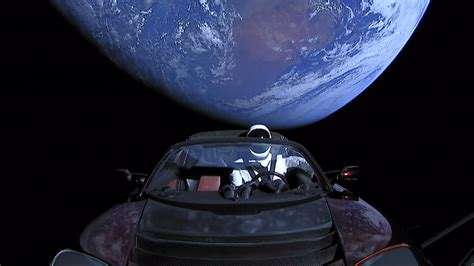 SpaceX Falcon Heavy: That's No Moon … It's A Tesla!   RUSI
