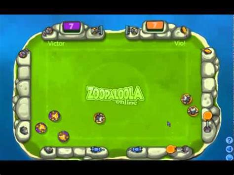 Let's Play Zoopaloola (icq-Games) mit Victor Part 1 - YouTube