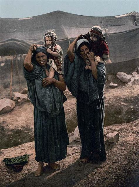 Bedouin from the late 1800's ~ vintage everyday