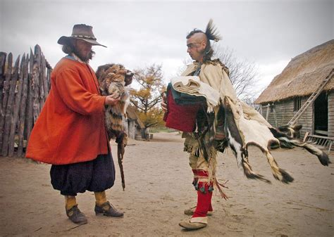 Pilgrims and Indians: A practical relationship - News