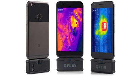 You Can Justify Buying FLIR's New Professional Smartphone
