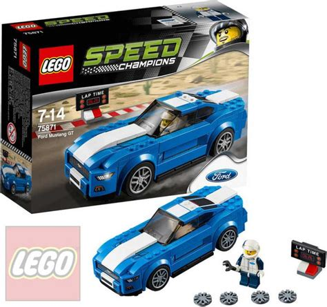 Lego Speed Champions 75871 - Ford Mustang GT - Hračky Domino