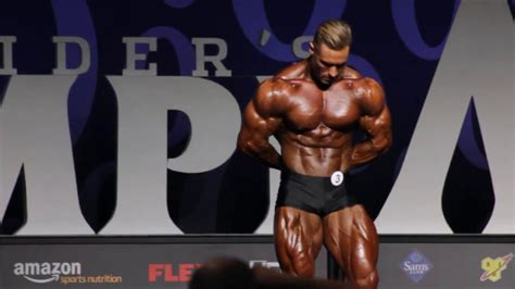 2017 Olympia Classic Physique Individual Routines Pre
