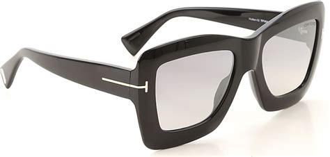 Sunglasses Tom Ford, Style code: hutton-tf0664s-01c