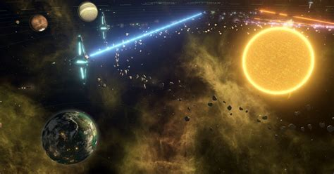 Paradox's Stellaris grand strategy game is coming to