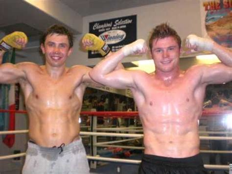 The truth about the Canelo vs Triple G sparring session