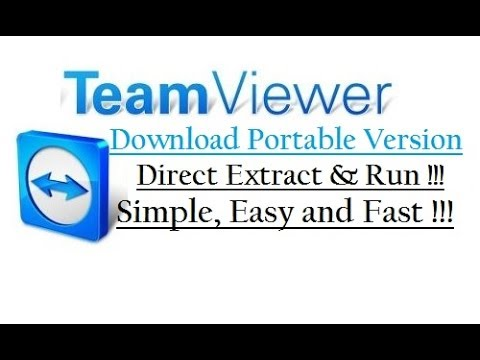 TeamViewer Portable - Free download and software reviews