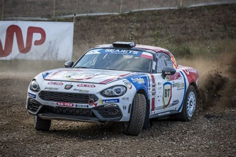 Regulations published for ERC-based Abarth Rally Cup - FIA