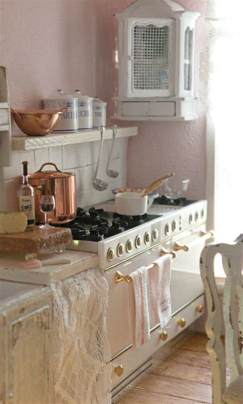 Pink Paris Kitchen Pictures, Photos, and Images for
