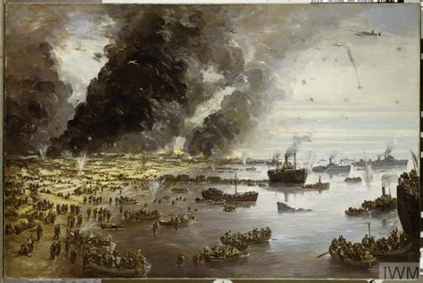 The Withdrawal from Dunkirk, June 1940 | Imperial War Museums