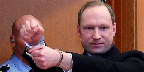 Anders Breivik says Hitler's Mein Kampf is the only thing