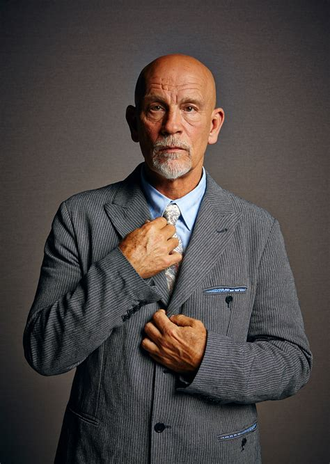 """John Malkovich interview: """"I don't know how long movie"""