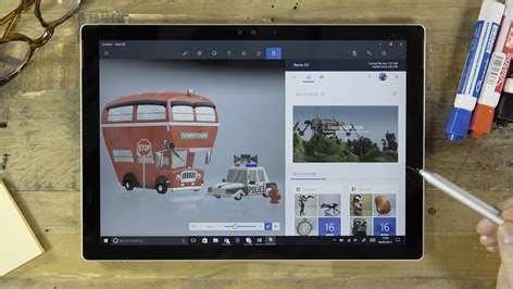 Paint 3D for Windows 10 - Free download and software