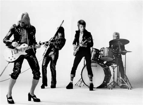 Spiders From Mars   David Bowie Through the Years