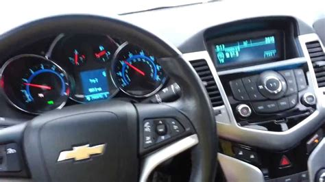 2011 Chevrolet Cruze Intermittent Electrical Problem - YouTube