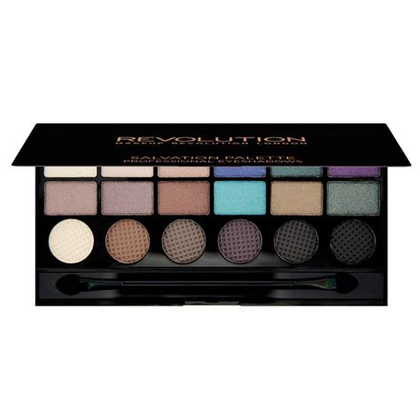 Makeup Revolution Salvation Palette Welcome to the