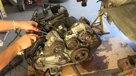 Smart Fortwo 600CC Engine Turn Over - YouTube