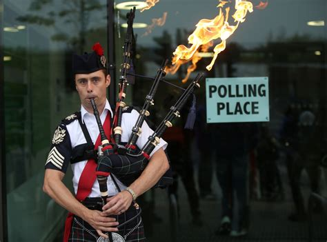 Scotland Votes No: Scottish People Reject Independence to