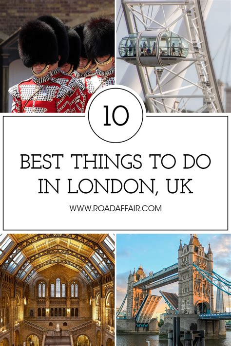 10 Best Things to Do in London   Road Affair